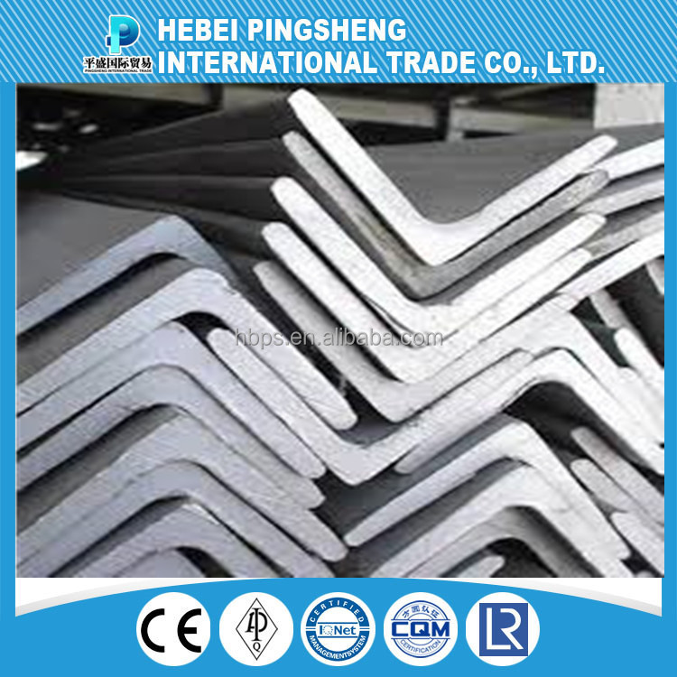 unequal Steel Angle20*30 Cold Formed Stainless Steel Angle/galvanized Cold Formed Angle Steel 50x50