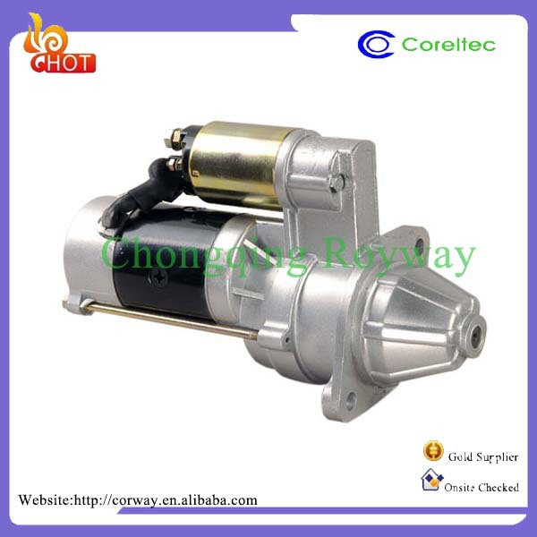 OEM Standard Chinese Supplier Manufacture Direct Supply Latest Popular Motorcycle Starter Motor