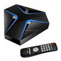 Economy iron tv box !!! Latest android tv box iron Amlogic S905x 2GB+8GB 4K WIFI+1000M LAN Bluetooth STB