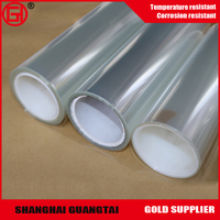 Hot Sale Transparent silicone coated 100 micron Pet release Film