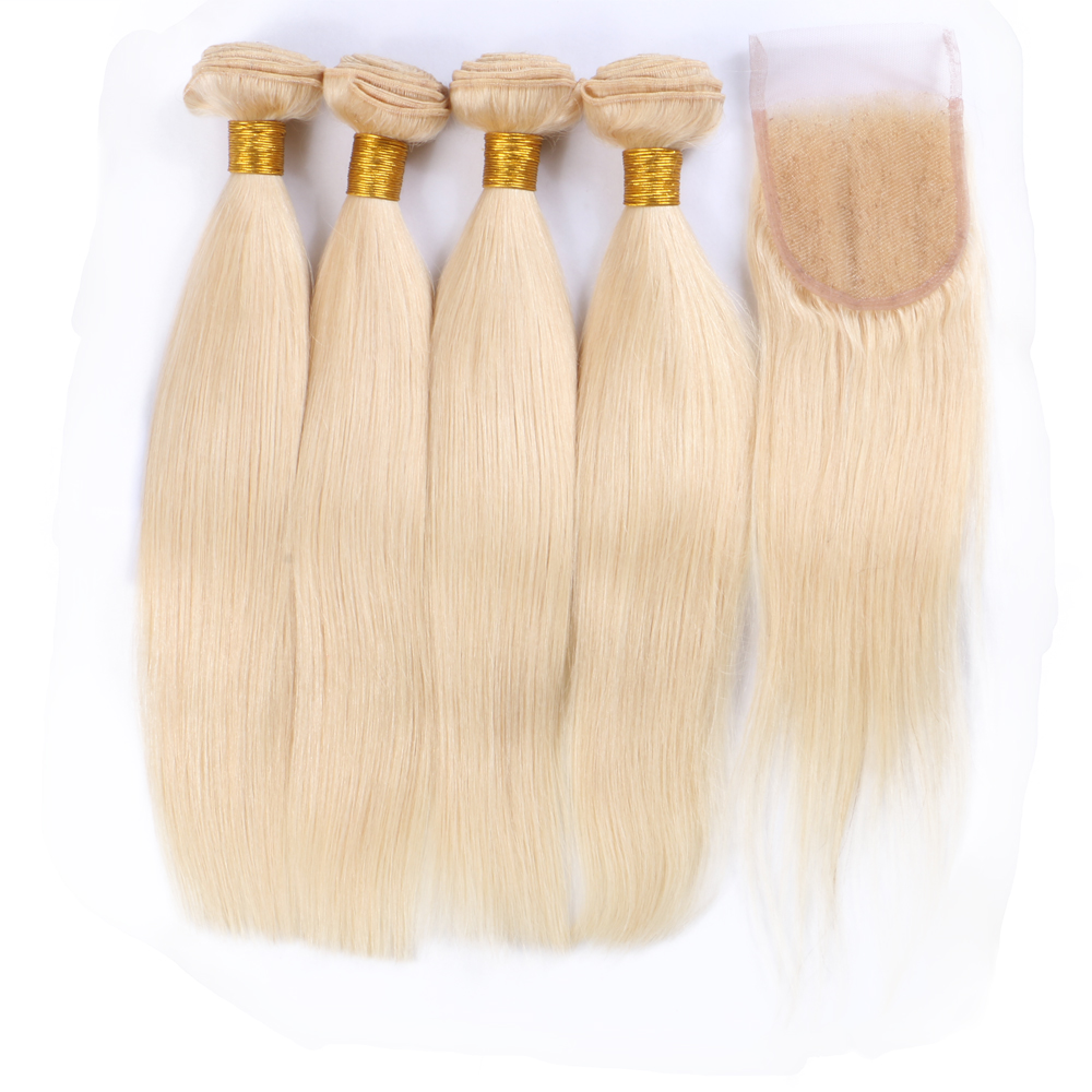 Wholesale brazilian 100% <strong>human</strong> 613 hair straight bundles ,100% virgin <strong>human</strong> hair, blonde hair for low price