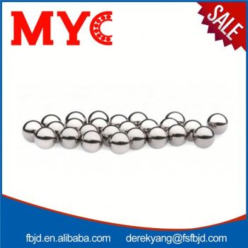 High quality gold plated chrome steel balls g10-g1000