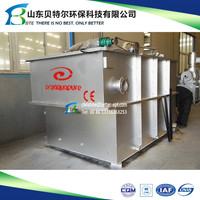 Dissolved Air Floatation Equipment for Dairy Sewage Treatment Air Floatation