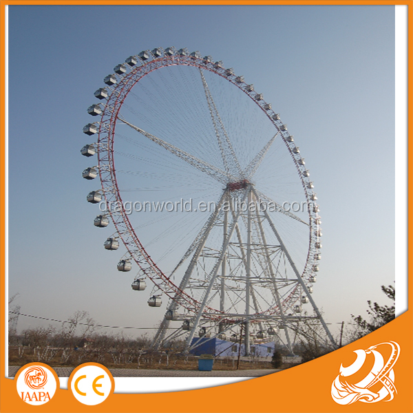 Family Ride Most Romantic outdoor theme park game ride Ferris Wheel