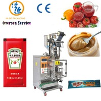 High Quality Automatic Tomato Paste Packing Machine