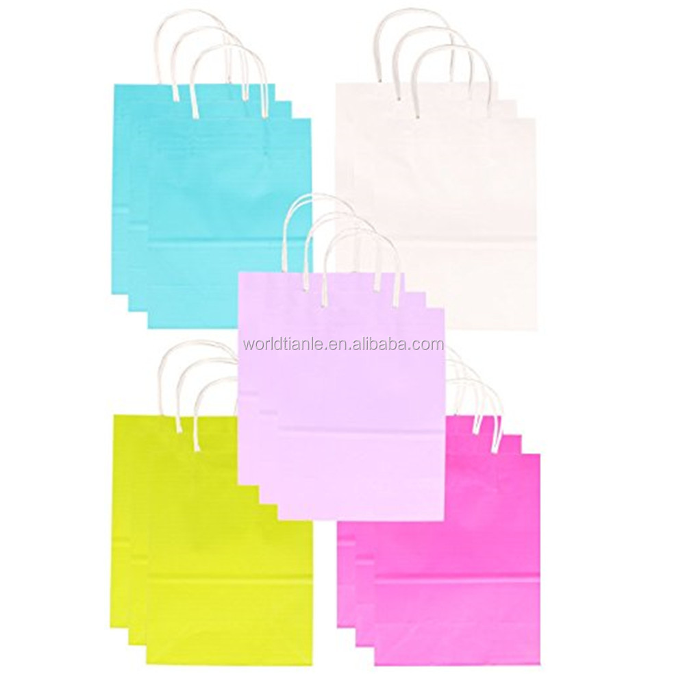 Anhui Manufacturers Wholesale PE/LDPE 100% Biodegradable Custom Printing Shopping Plastic gift Bags With Own Logo