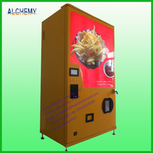 advanced design hot french fry vending machinery price