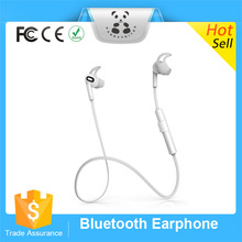 Best stylish sport mini earphone v 4.0 noise cancelling stereo wireless bluetooth headphone