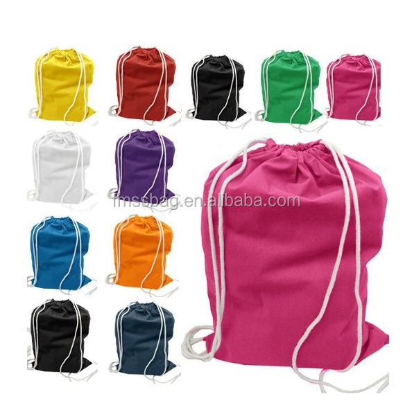 Custom China Manufacturer Strip-type Canvas Backpack For Teenagers School Bag
