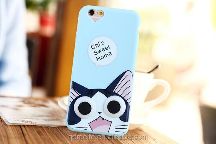 2016 High quality silicone phone case