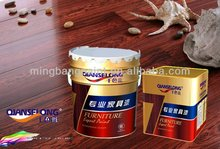 wood paint (Transparent Finishing varnish) -furniture paint