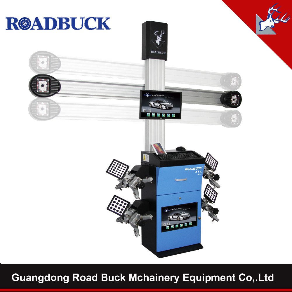 3D wheel aligner machine auto service equipment /Factory Price Car Wheel Balancer Repair