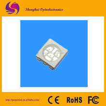 Manufacture uv led 5050 smd led with ROHS