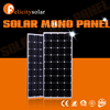 Guangzhou Factory best price power 100w/18v solar panel photovoltaic