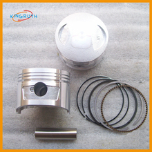 factory price engine parts 200cc motorcycle piston ring kit