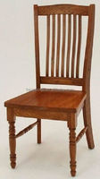 Urbandale Chair With Wood Seat