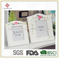 Supply funia digital wooden photo frame