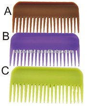 Cricket Ultra Smooth Hair Conditioning Rake Comb infused with Argan Oil