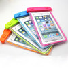 China supplier PVC night light durable waterproof cell phones case for mobile case
