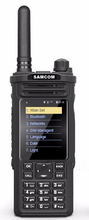 Mobile phone with walkie talkie SAMCOM CP-380 IPTT Walkie Talkie