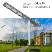 50w Solar Motion Sensor High Power Solar Led Street Lighting Module
