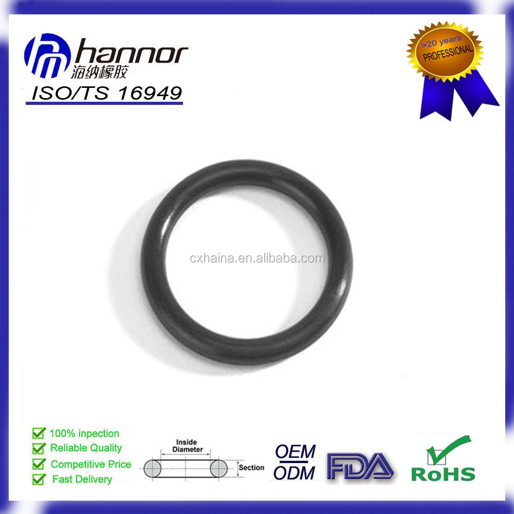 Buna N Rubber O Ring Washers for Garden Hose