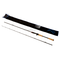 wholesale baitcasting bass fishing rod brand