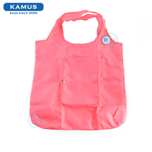 Kamus brand hot sale high quality custom waterproof printed foldable tote bag shopping bag