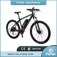 best price pedal motorbike 27.5'' e bycicles strong mtb alloy electric mountain bike