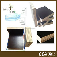 1250x2500 film faced plywood, dark brown marine plywood, plywood type timber