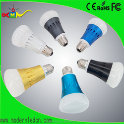 2016 new color led bulb housing