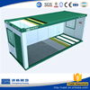 China Supplier economical prefab container house galvanzied 20ft modular cabin for sale