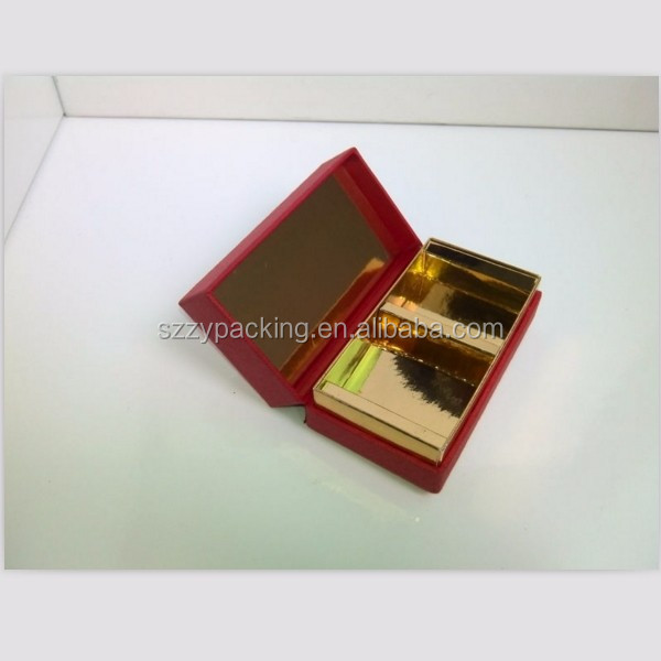 2017 luxury packing box, candy box with window