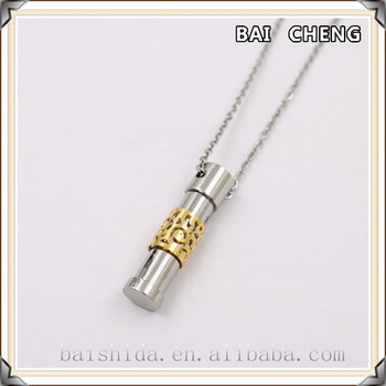 Pet Memory pendant High polishing stainless steel pendant Souvenir pendant