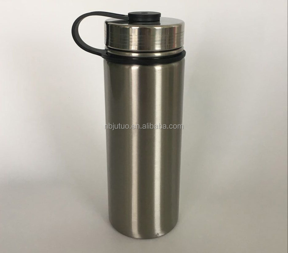 Double Wall Vacuum Hydro Flask Insulated Stainless Steel Water Bottle