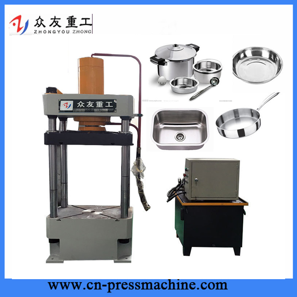 500 ton ceiling tile hydraulic press machine