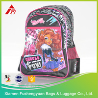 Hot china products wholesale 600D polyester sport back pack / backpack bag for school