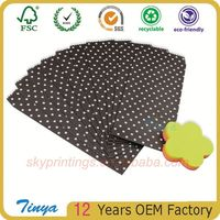 recycle LDPE green paper mailing envelope/bags for delivery goods
