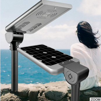 20W 30W 40W hot sale motion sensor all in one integrated <strong>solar</strong> led street light street celdas solares