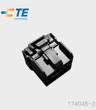 TE Connectivity /AMP connector 174045-2 in stock