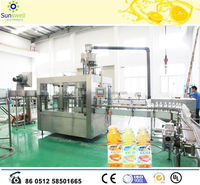 Factory Supply Automatic PET Bottled Juice Equipment