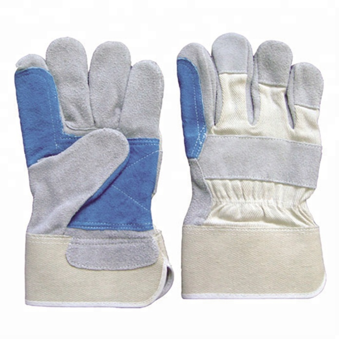 Reinforced Palm Leather <strong>Gloves</strong>