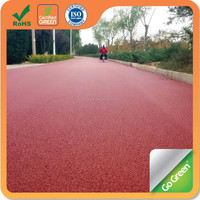 Go Green Coloured Asphalt Asphalt Color