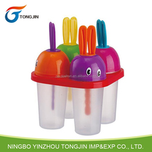 Plastic ice mould for kids