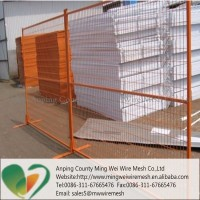 Hot sale!Iso9001 Low Carbon Steel Wire Galvanized Welded Temporary Fence, High Quality Low Carbon Steel Galvanized Temporary Fen