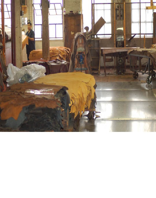 Leather Tannery & Shoe Factory for Joint Venture Partnership/ Sale