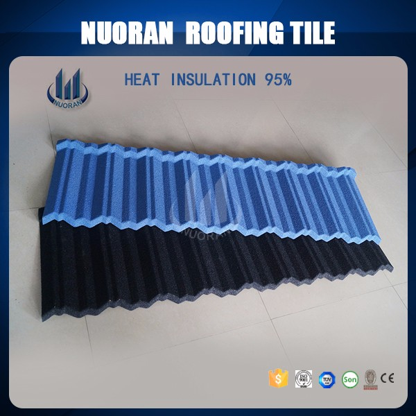 2016 factory sell barrel beautiful iron roofing tile