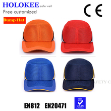 Custom Industrial sport security Safety bump hat Hard Hat Head Protection