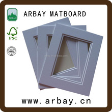 huizhou arbay factory new design paper picture frame cheap folding paper photo frame decorative a4 paper size frame