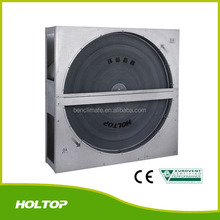 Sensible and latent heat recovery aluminum wheel, HRW and RHE